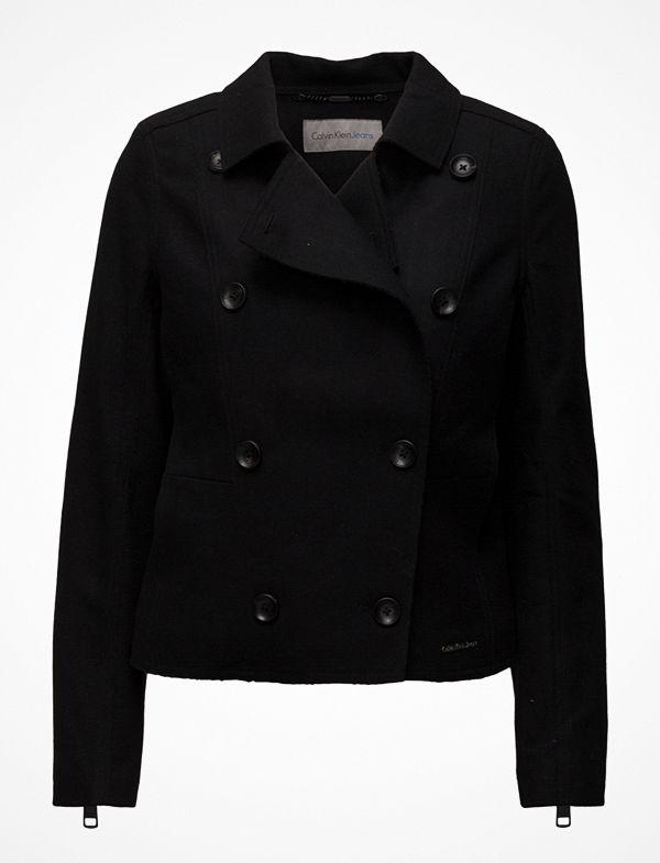 Calvin Klein Jeans Oprila Short Wool Jacket