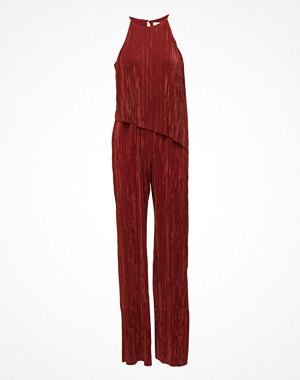 Mango Pleated Jumpsuit