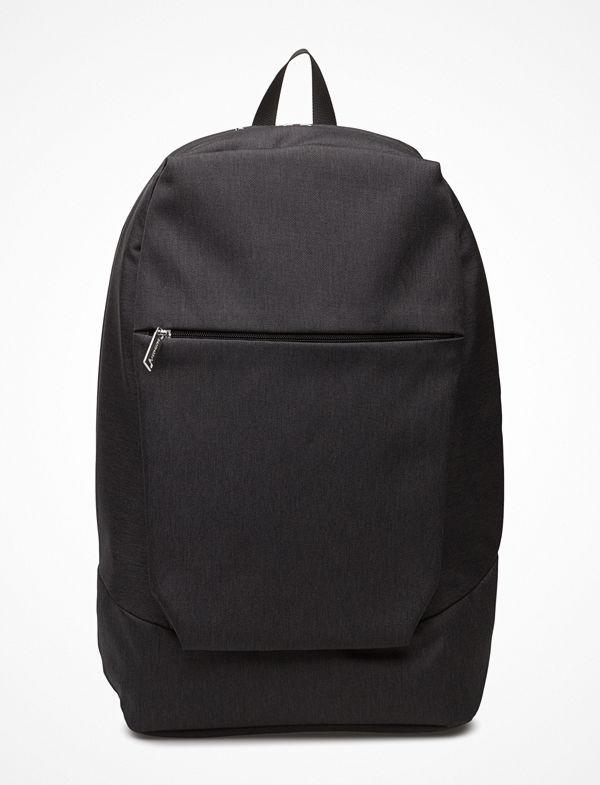 Marimekko svart ryggsäck Kortteli City Backpack