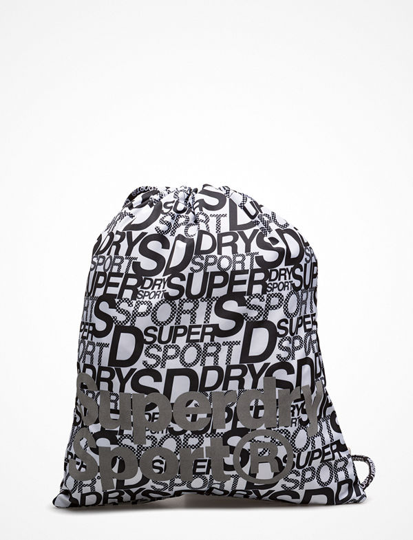 Superdry Sport Drawstring Sports Bag