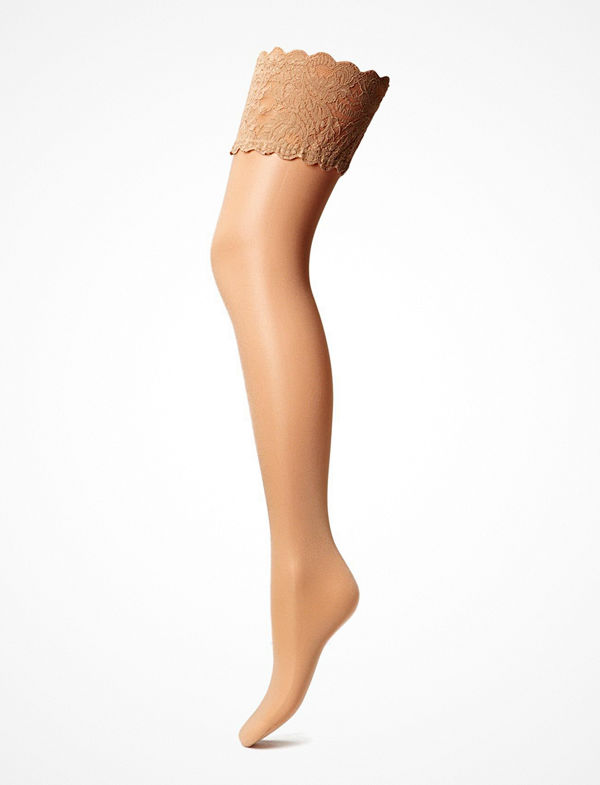 Wolford Satin Touch 20 Stay-Up - Strumpbyxor online - Modegallerian 18f9d669a1460
