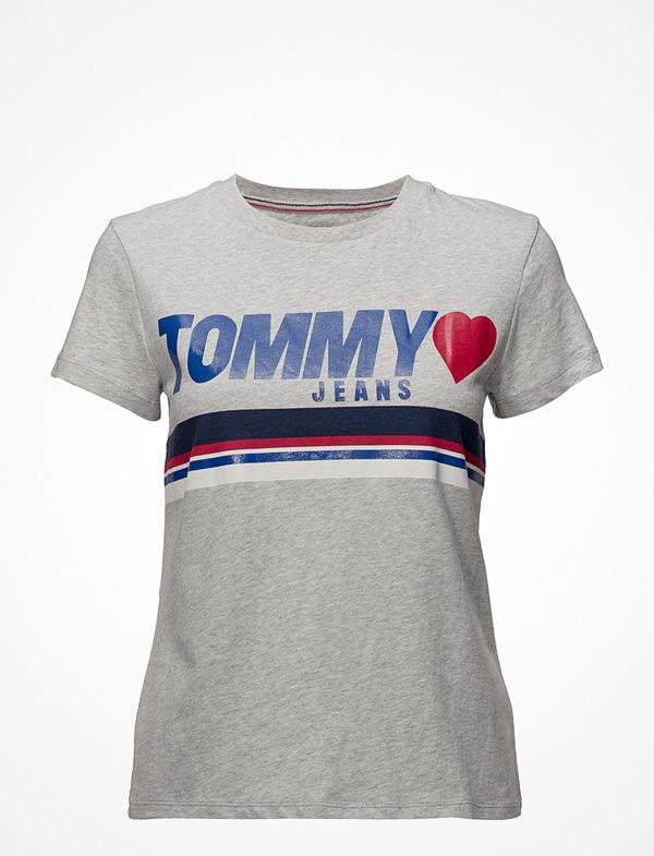 Tommy Jeans Tjw Foil Logo Tee, 0