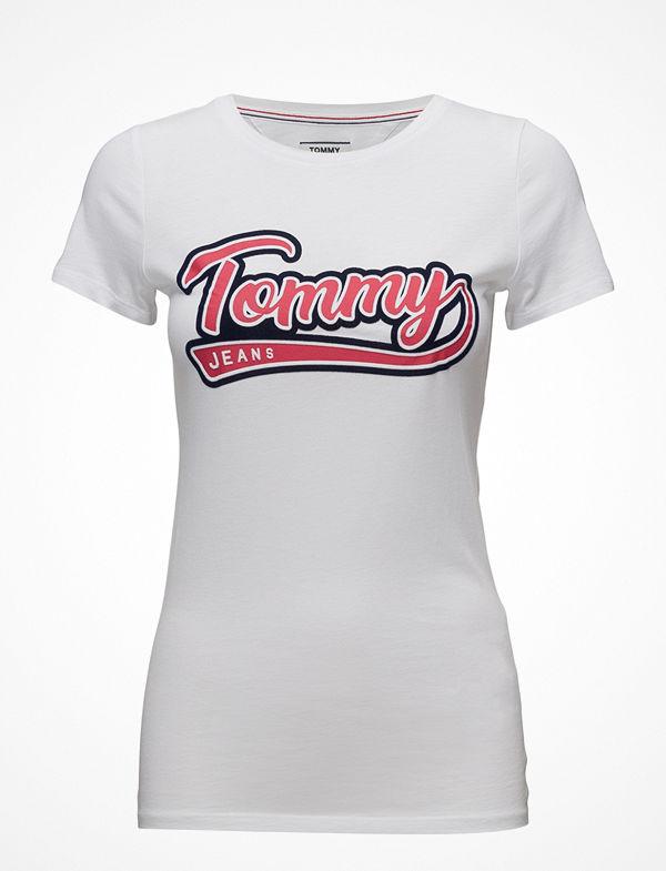Tommy Jeans Tjw Vintage Logo Tee