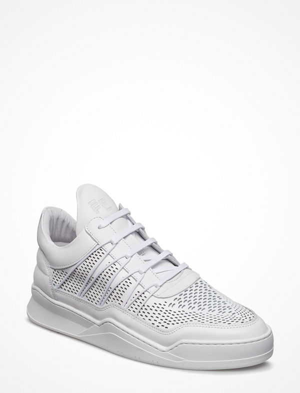 Filling Pieces Low Top Ghost Cane Black
