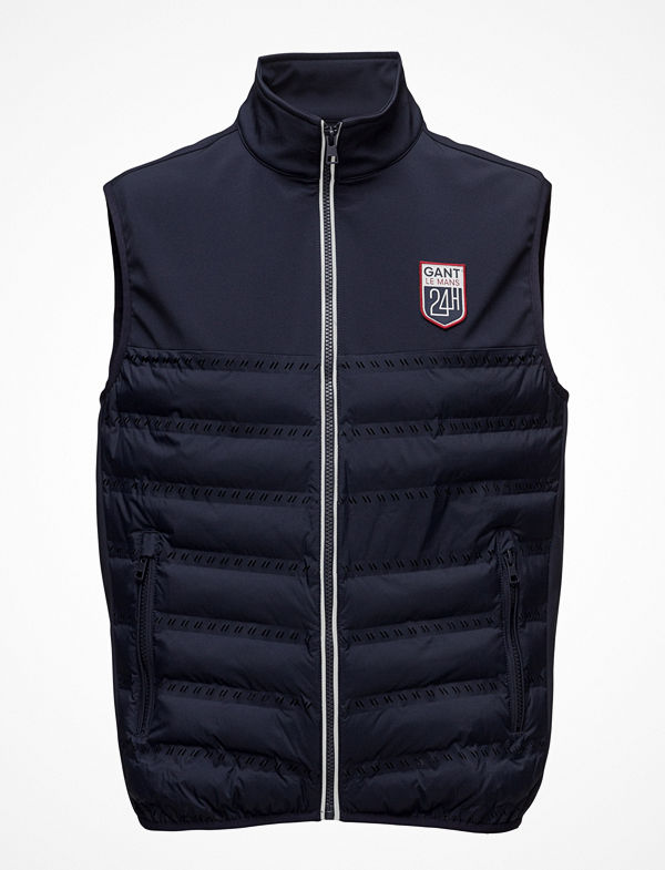 Gant Lm. Panel Quilted Vest