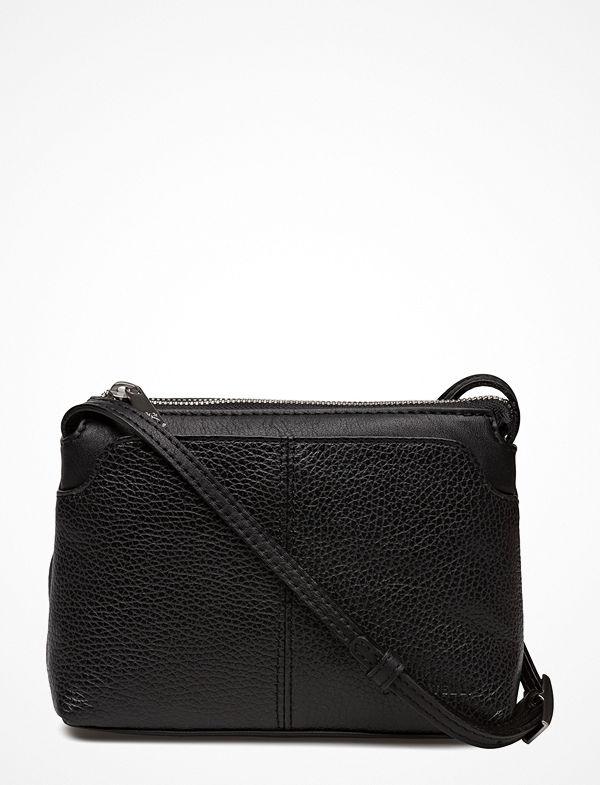 GiGi Fratelli svart axelväska Elegance Crossoverbag
