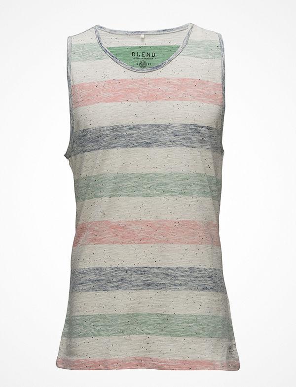 Blend T-Shirt - Linnen online - Modegallerian d304924338041