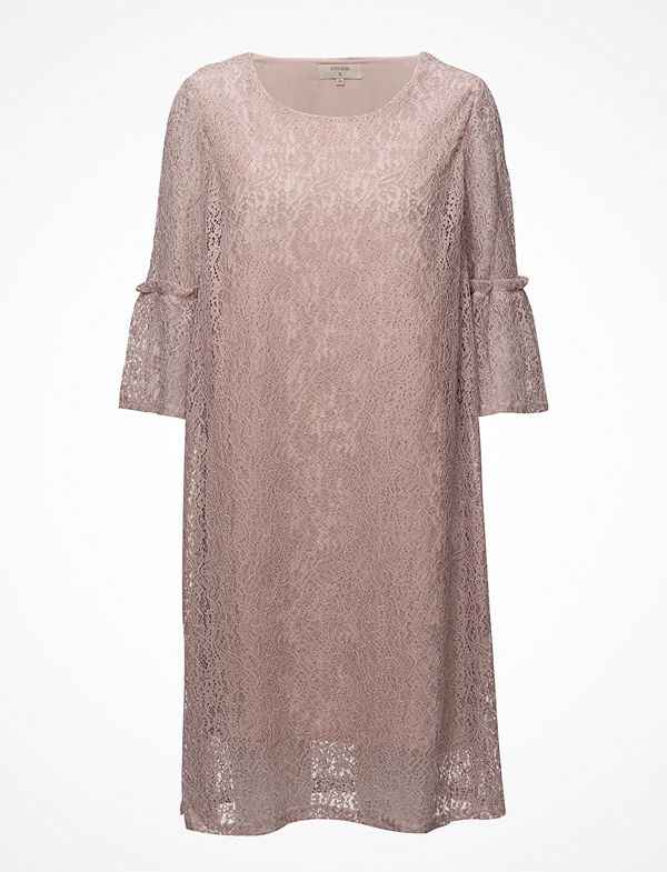 bccacfed73e7 Cream Felina Lace Dress - Klänningar online - Modegallerian