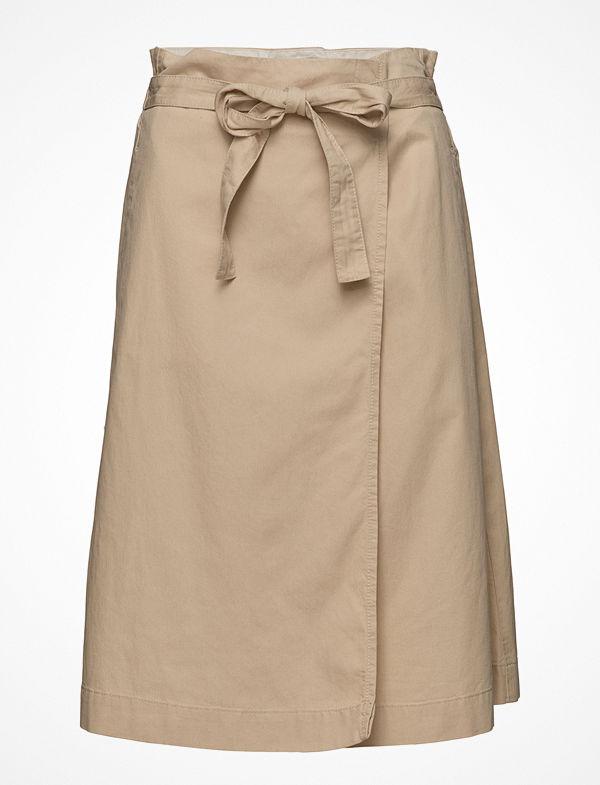 Tommy Hilfiger Jena Hw Wrap Midi Skirt