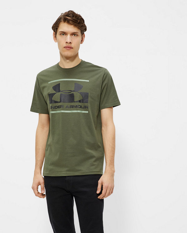 Under Armour Blocked Sportstyle LogoT-shirt
