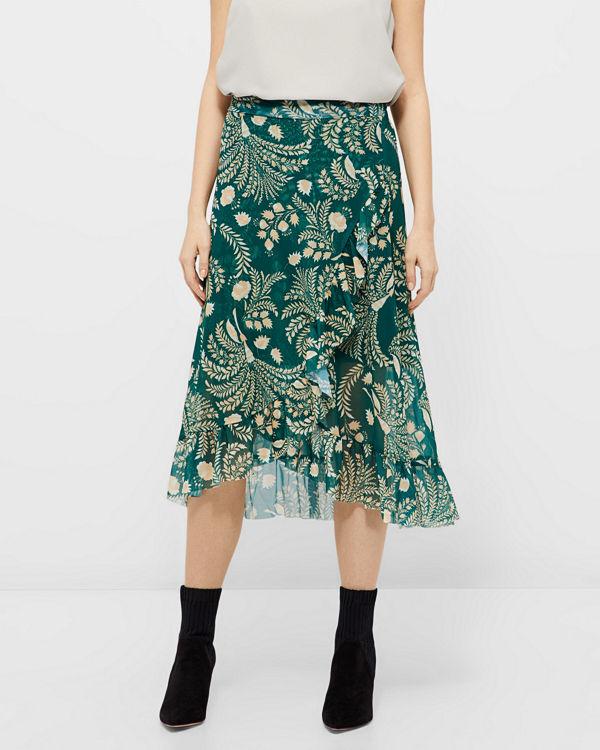 Soaked in Luxury Una kjol