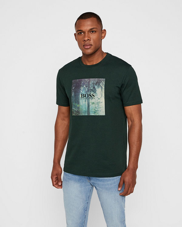 BOSS Casual BOSS ATHLEISURE TipOff T-shirt