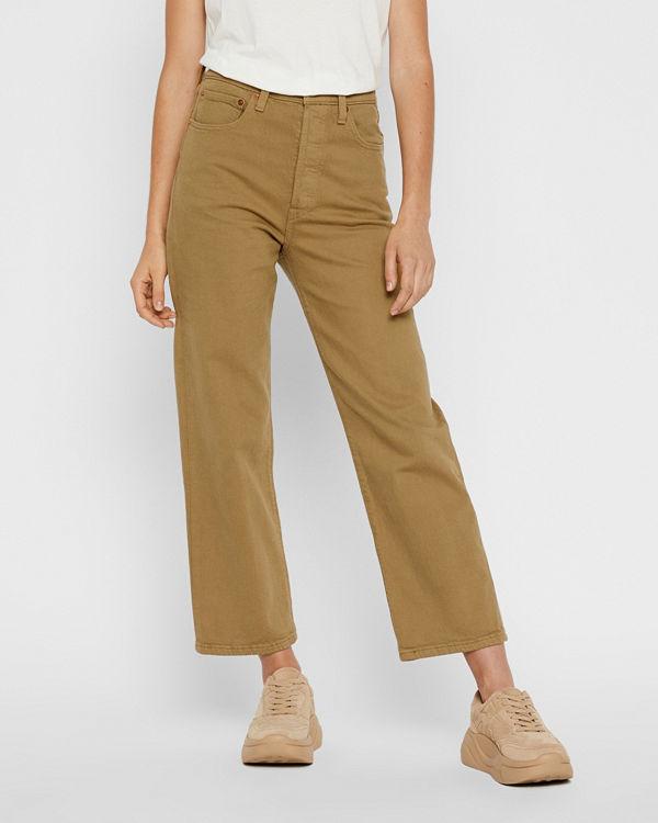 Levi's Ribcage jeans