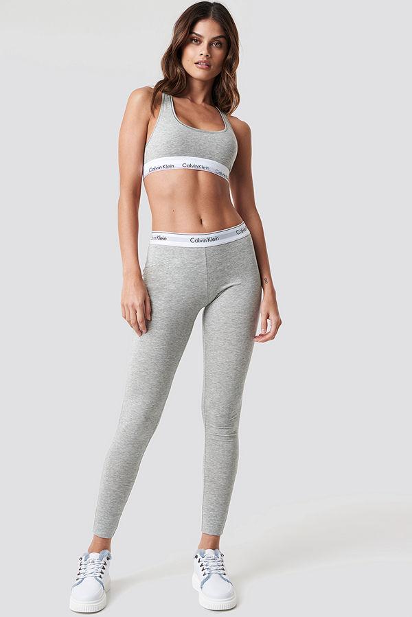 Calvin Klein Pyjama Pant Modern Cotton grå