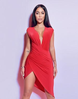 Rebecca Stella The One Way Only Dress - Festklänningar