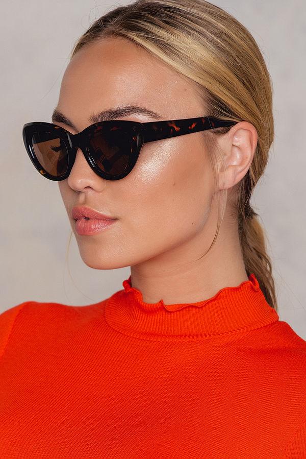 NA-KD Accessories Cat Eye Sunglasses - Solglasögon