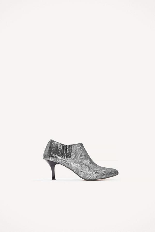 Trendyol Metallic Ankle Boot