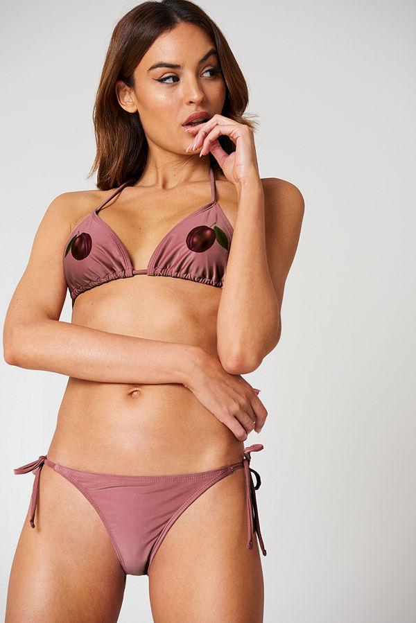 NA-KD Swimwear Triangle Panty - Bikini