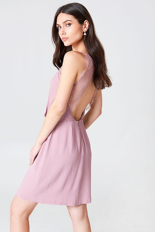 Samsøe & Samsøe Willow Short Dress rosa