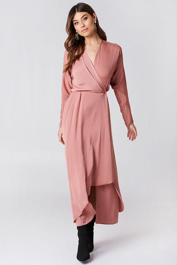 Filippa K Drapey Wrap Dress