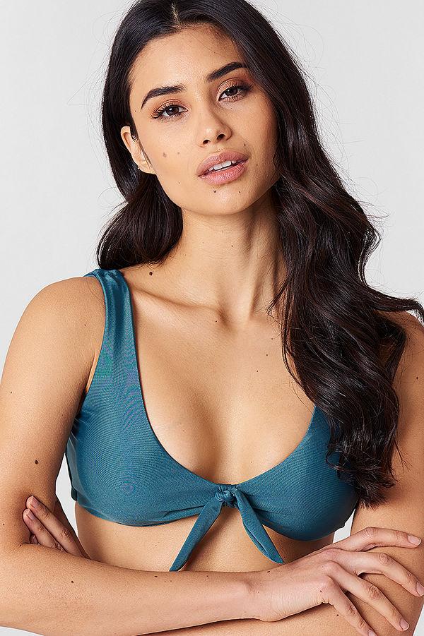 1a43c75c86e Hot Anatomy Tie Bikini Top - Bikini - Bikini online - Modegallerian