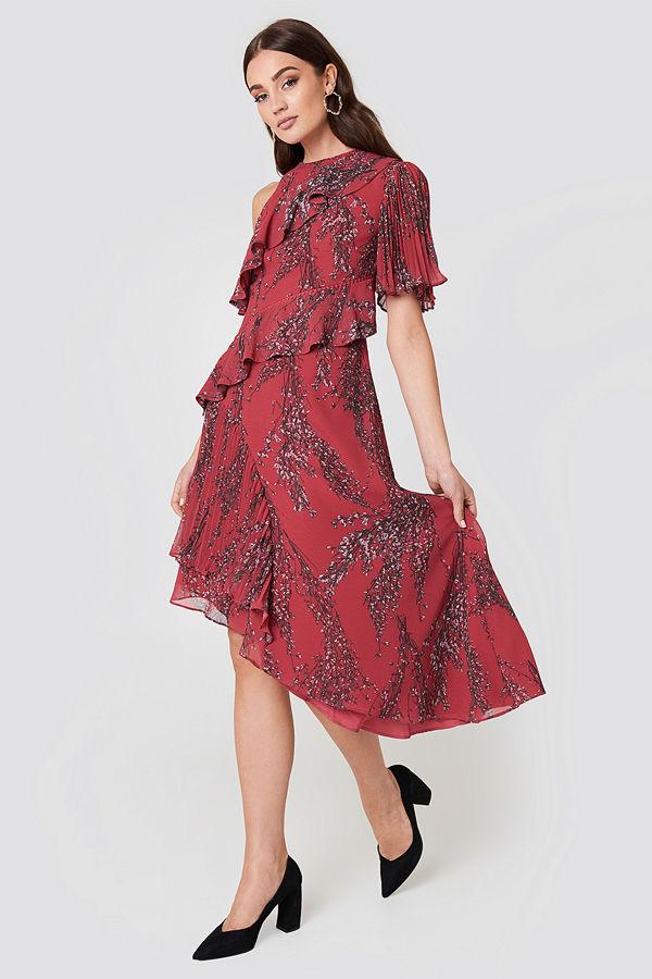 Keepsake Light Up Dress - Midiklänningar - Klänningar online ... 8936058c550a3