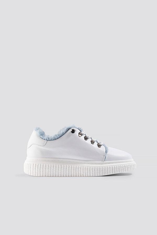 Samsøe & Samsøe Vala Fur Sneakers