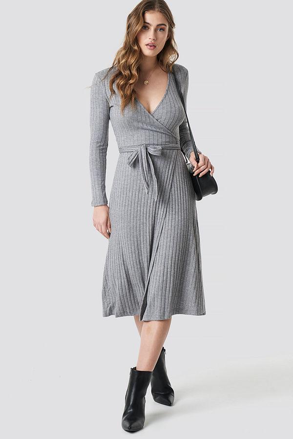 Mango Fama Midi Dress - Midiklänningar