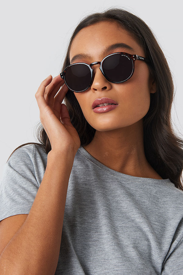 Cheap Monday Cytric Sunglasses brun