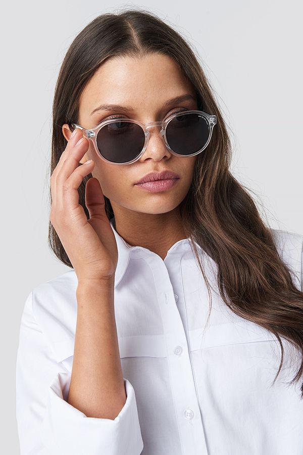 Cheap Monday Cytric Sunglasses vit