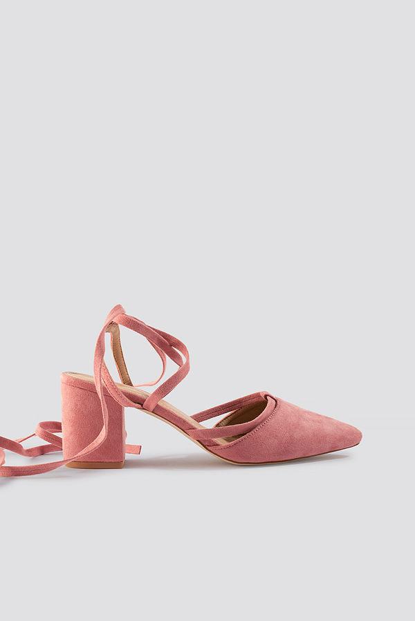 Raid Elyza Court Shoe Heel rosa