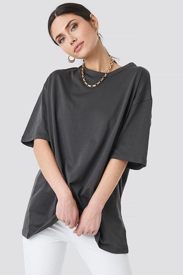 Beyyoglu Oversize T-shirt grå
