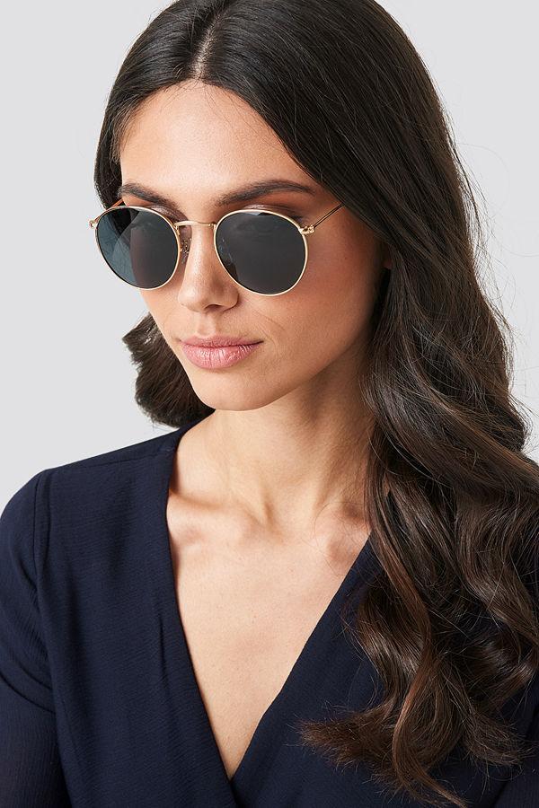 Corlin Eyewear Lecce Sunglasses guld