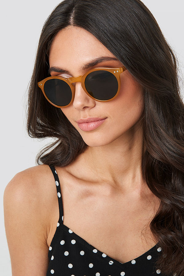 Corlin Eyewear Novara Sunglasses gul