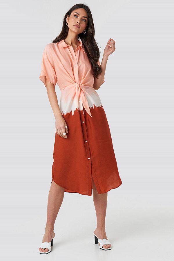 Mango Toky5 Dress röd