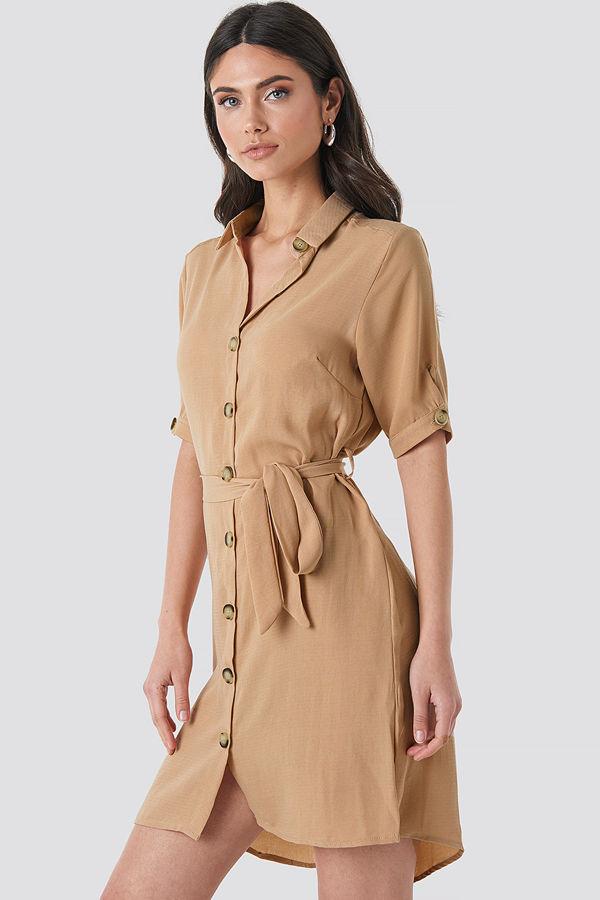 Sisters Point Erob Dress brun