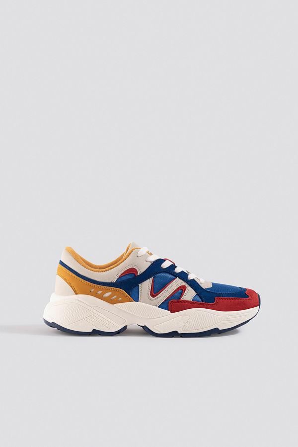 Mango Raquel Sport Shoe multicolor