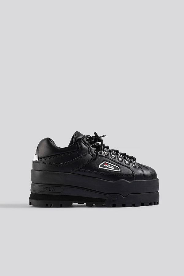 Fila Trailblazer Wedge Wmn Sneaker svart