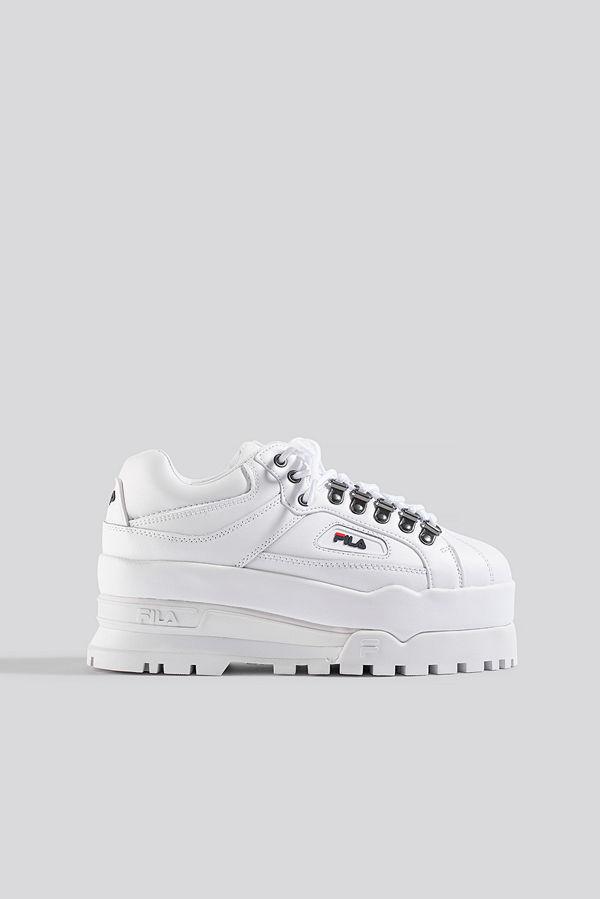 Fila Trailblazer Wedge Wmn Sneaker vit