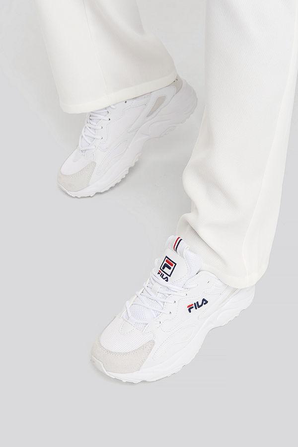Fila Ray Tracer Wmn Sneaker vit