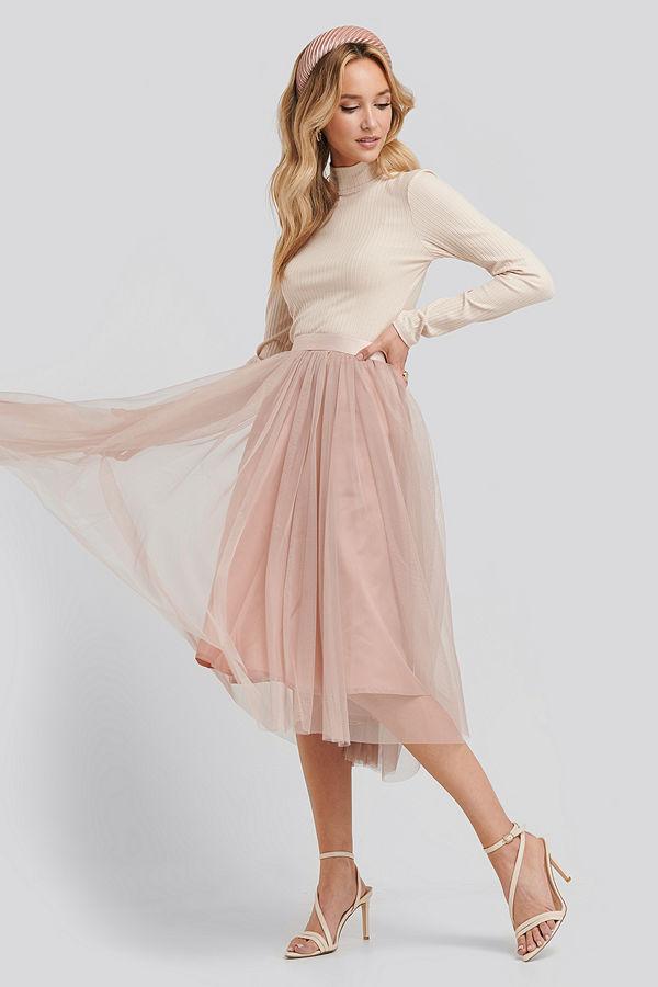 Ida Sjöstedt Flawless Skirt rosa