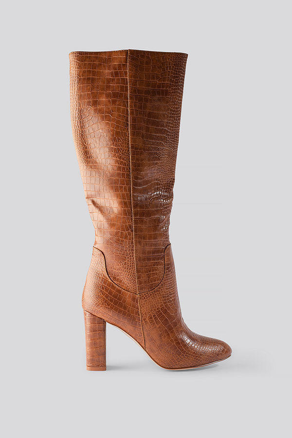 Raid Marion Long Boot brun