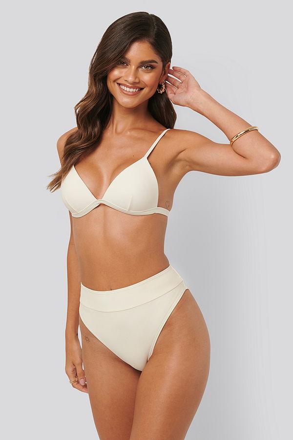 NA-KD Swimwear Maxi Highwaist Bikini Panty offvit