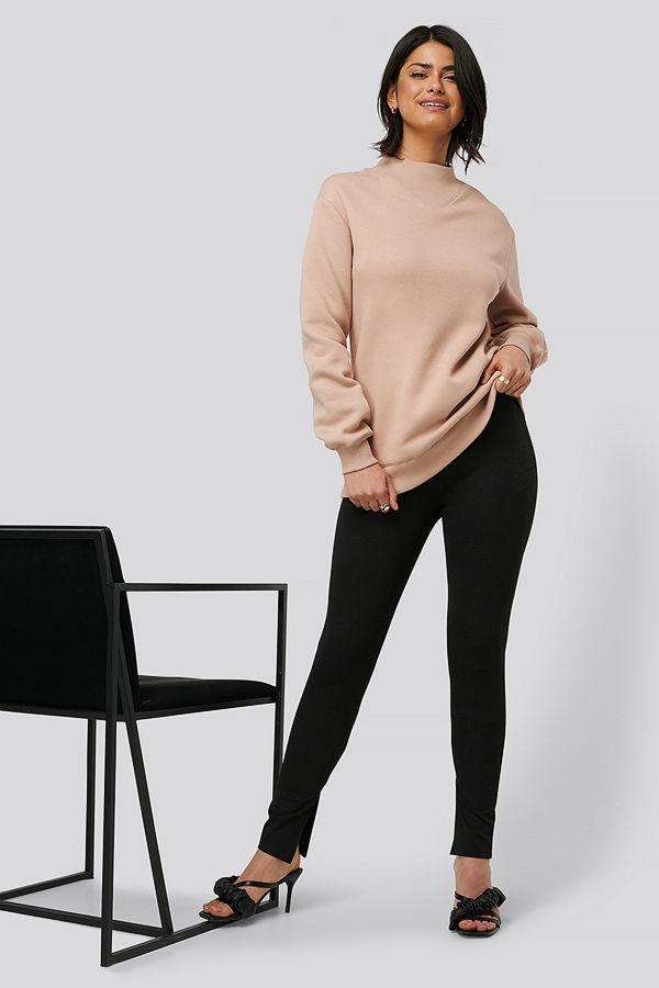 Olivia Salo x NA-KD Byxor svart