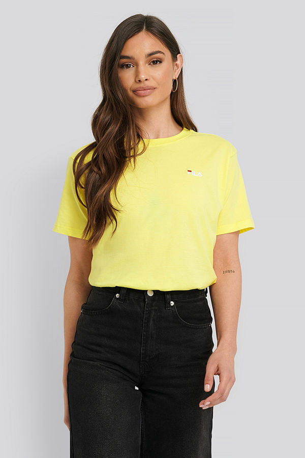 Fila T-Shirt gul
