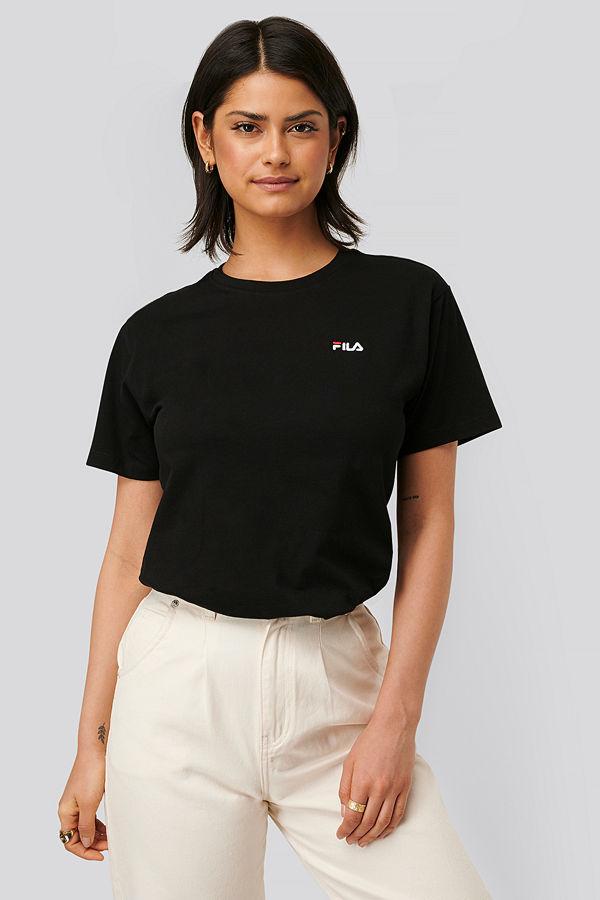 Fila T-Shirt svart