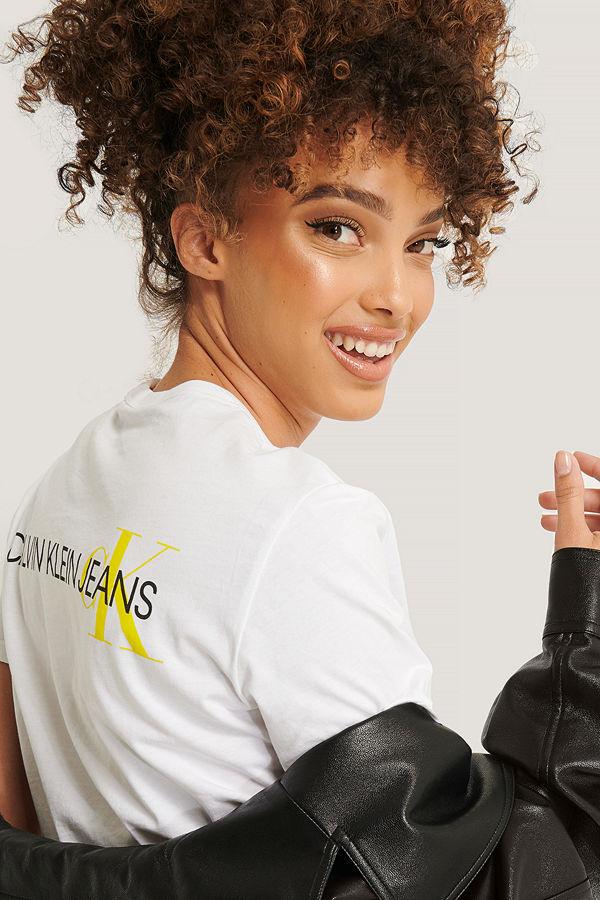 Calvin Klein T-Shirt vit