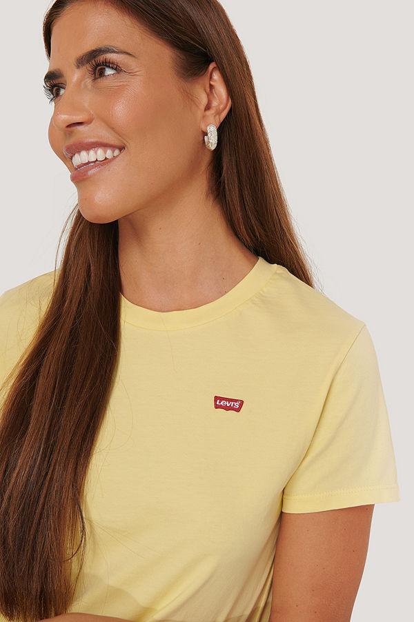 Levi's T-Shirt gul