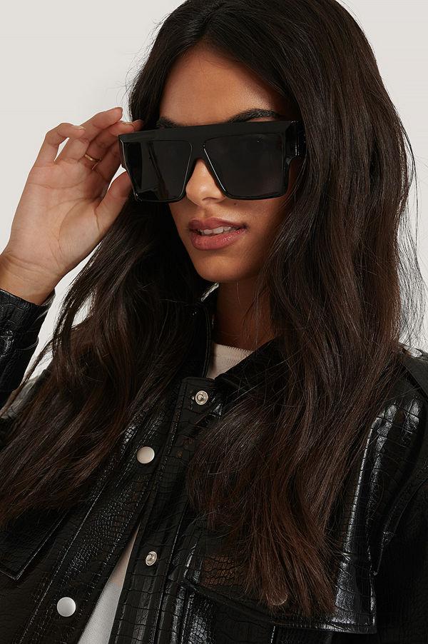 NA-KD Accessories Solglasögon svart