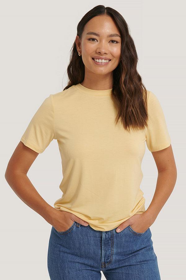 NA-KD Reborn T-Shirt gul